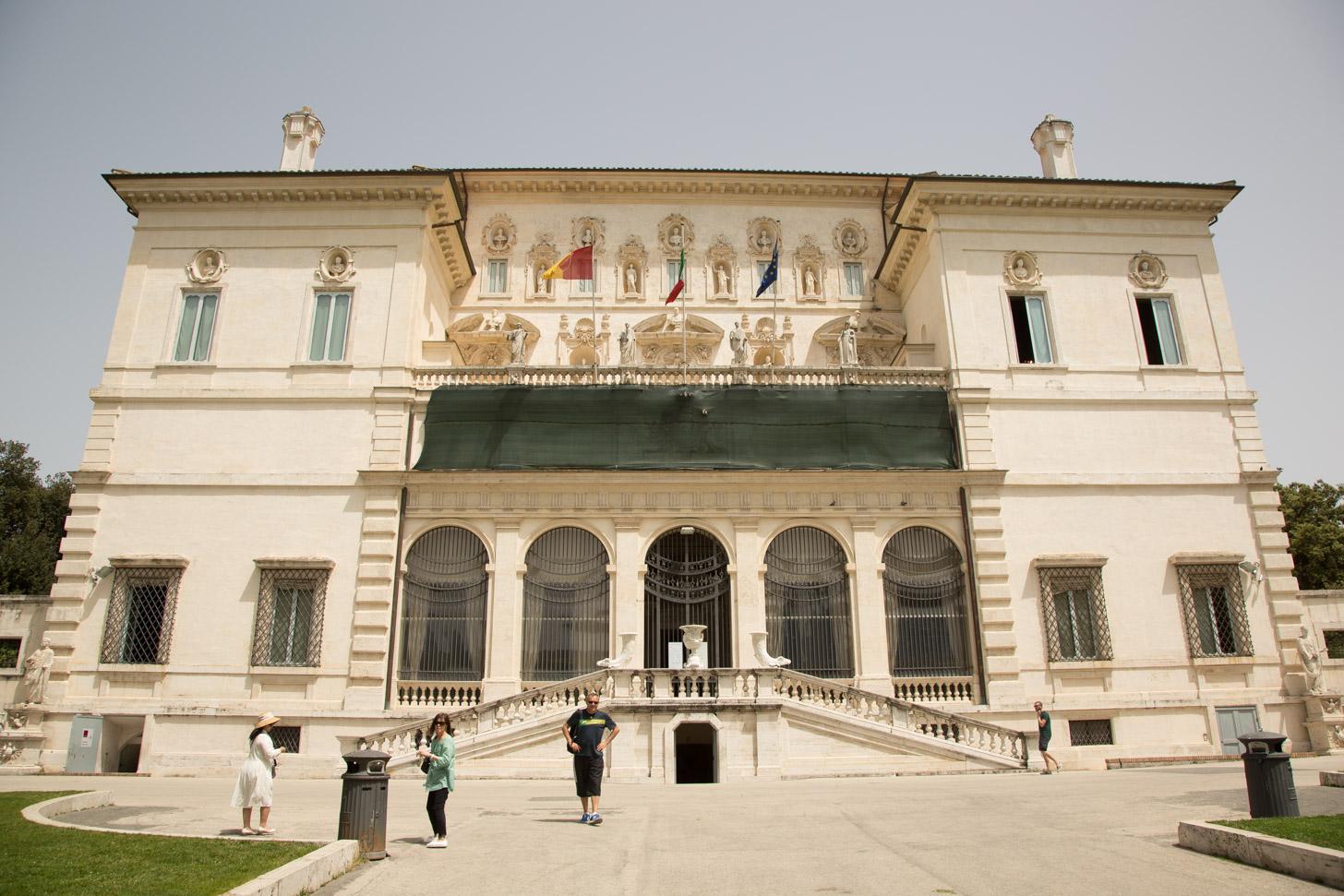 Voor wie van kunst houdt is Galleria Borghese een absolute must in Rome.